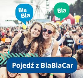 Woodstock 2017 z BlaBlaCar