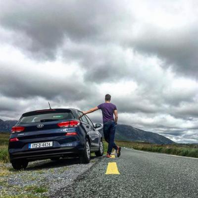 Європою на BlaBlaCar: блогер Орест Зуб проїде 8000 км на автомобілі з попутниками