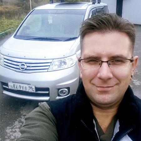 Вячеслав Кадилов: путешествия на минивэне