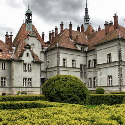6 замків України, до яких найзручніше доїхати на авто