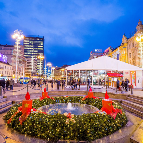Різдвяні ярмарки в Європі: вирушаємо на BlaBlaCar