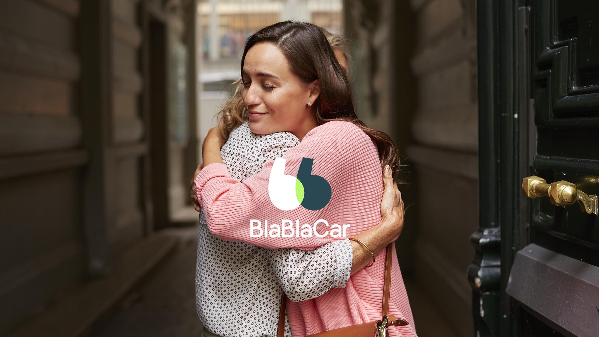 BlaBlaCar si trasforma: ecco il nuovo logo, la nuova identità visiva e il nuovo sistema di ricerca