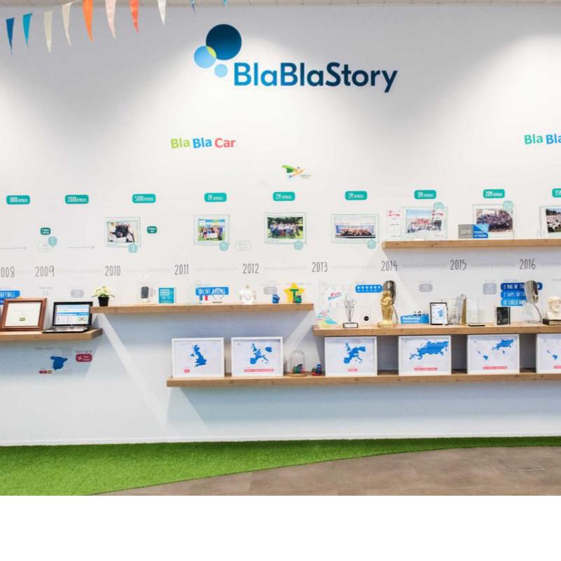 BlaBlaCar atteint la rentabilité et affiche une croissance de +40% de son activité