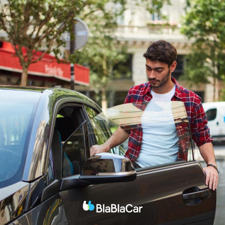 ¿Has publicado tu viaje en BlaBlaCar?