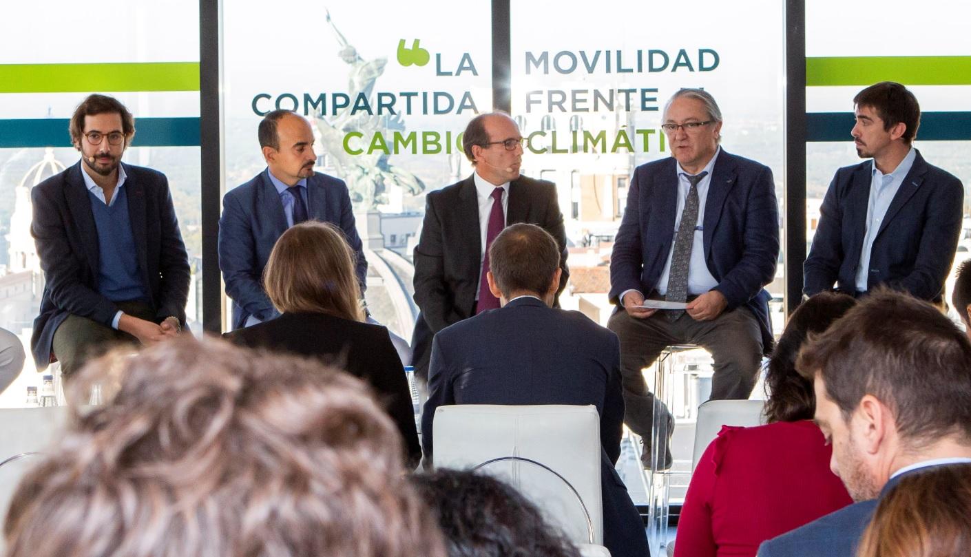 Consenso entre empresas y diputados sobre la inclusión de la movilidad compartida en la futura Ley de Cambio Climático