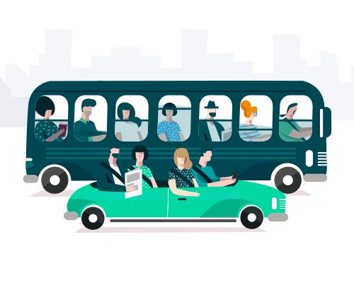 BlaBlaCar и Busfor объединяют усилия для развития онлайн-рынка автобусных перевозок