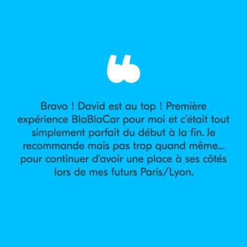 #BlaBlaLove : notre compil' des plus beaux avis !