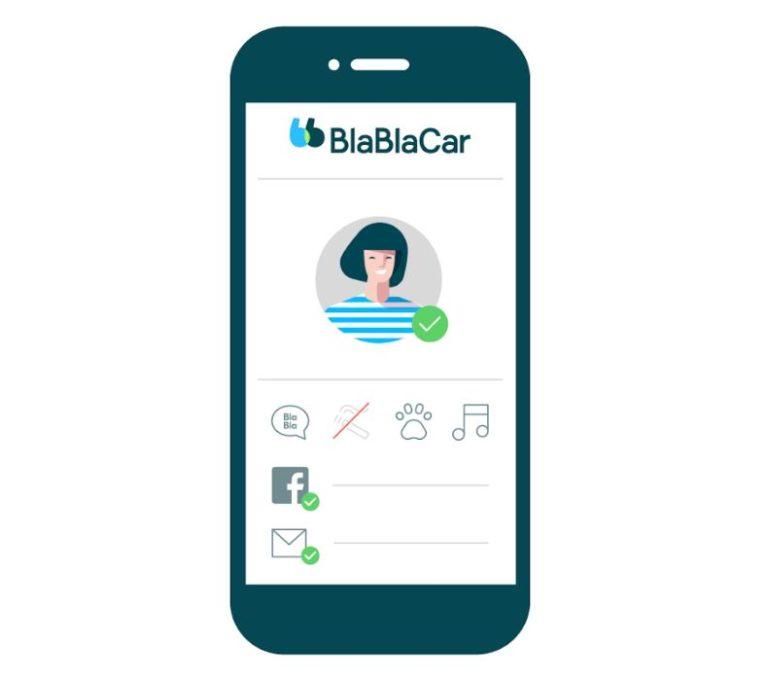 500 тысяч пользователей BlaBlaCar в РФ подтвердили паспортные данные