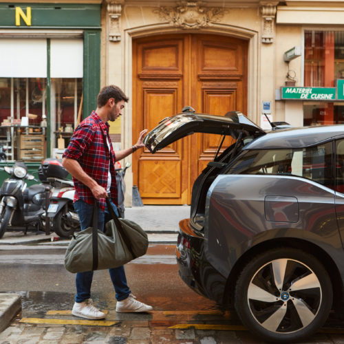 Sorteo MyParking & BlaBlaCar