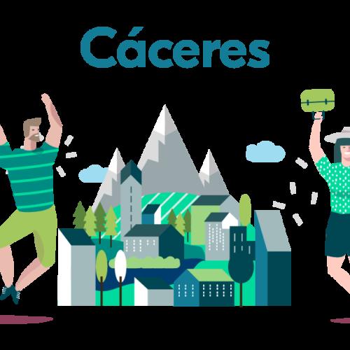 Tu destino de Semana Santa es…¡Cáceres!