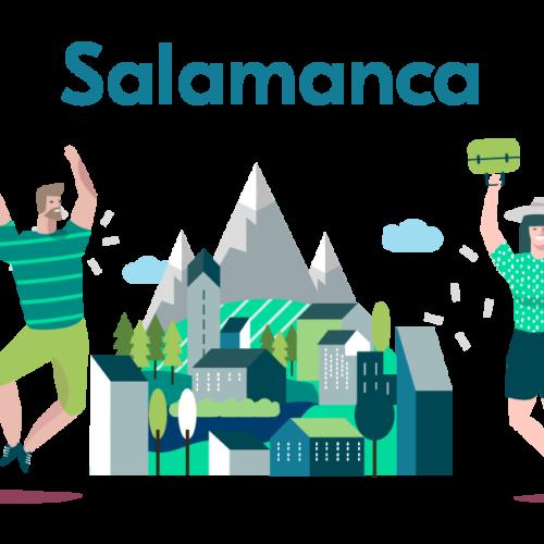 Tu destino de Semana Santa es…¡Salamanca!