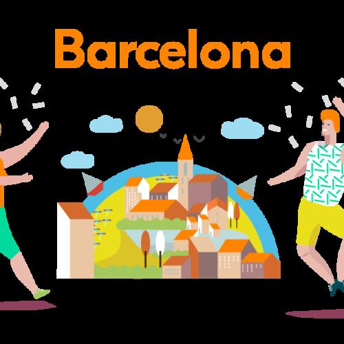 Tu destino de Semana Santa es…¡Barcelona!