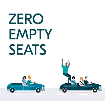 I benefici del carpooling per l'ambiente