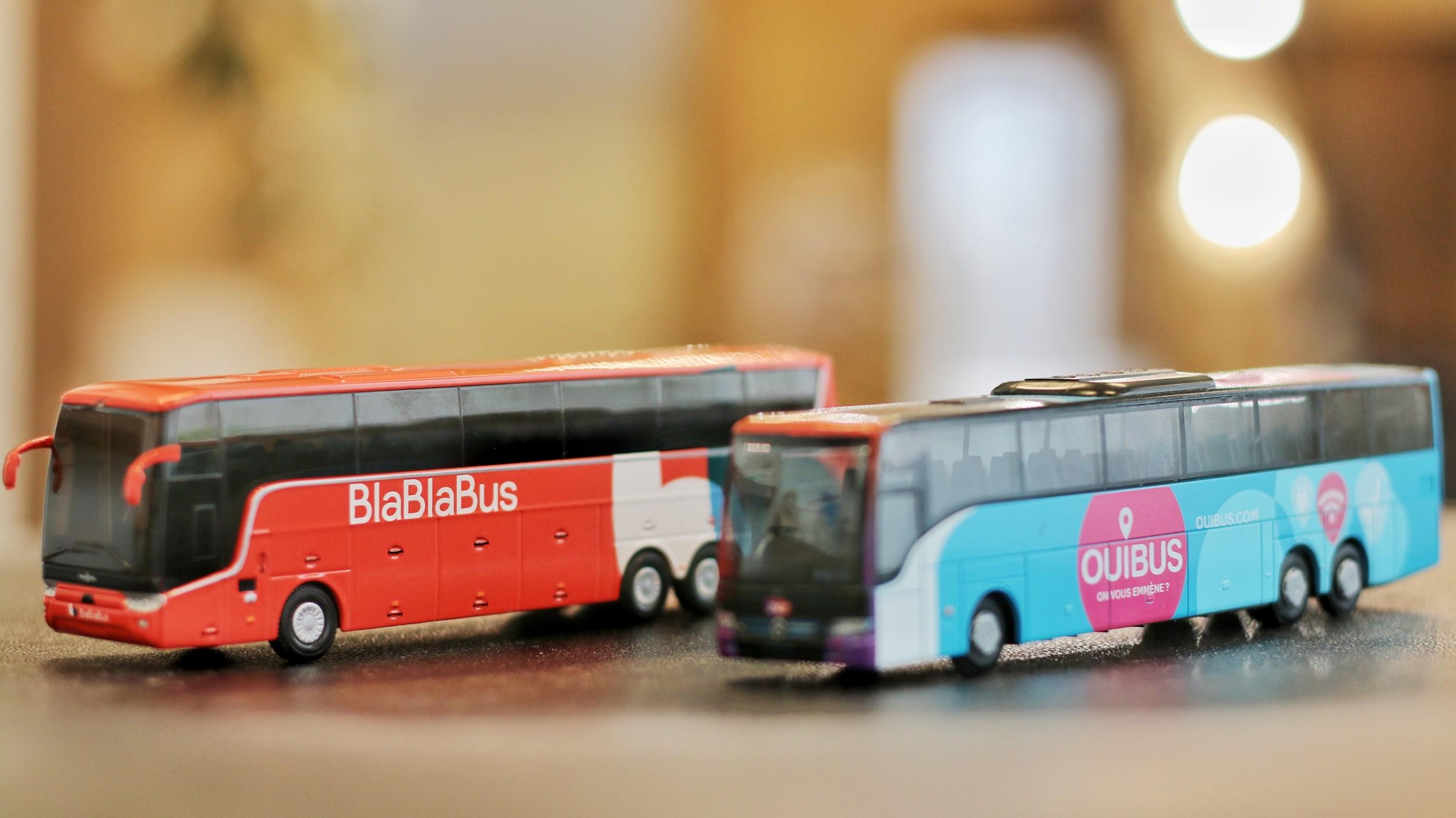 BlaBlaCar finalise l'acquisition de Ouibus