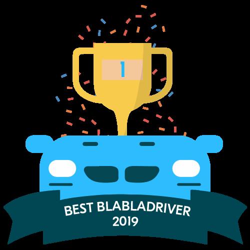 """Chi sarà il """"Best BlaBlaDriver 2019""""?"""