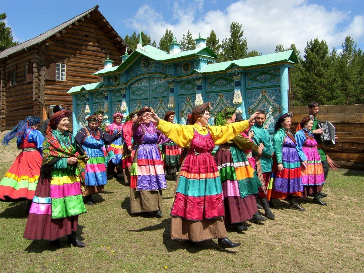 Топ-5 лучших деревень России