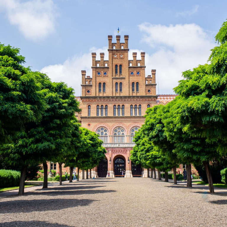 Ви знали, що в Україні є свій маленький Відень?