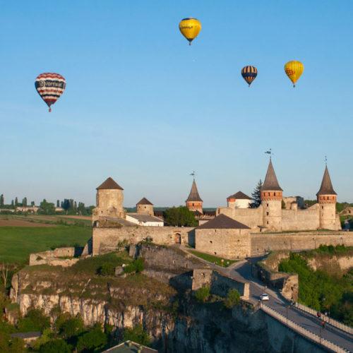 Жива фортеця у Кам'янці-Подільському
