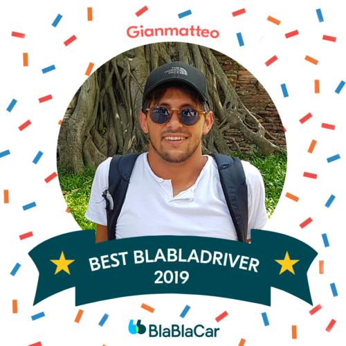 Best BlaBlaDriver 2019: i risultati!
