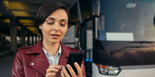 Купить билет на автобус онлайн? Очень удобно!