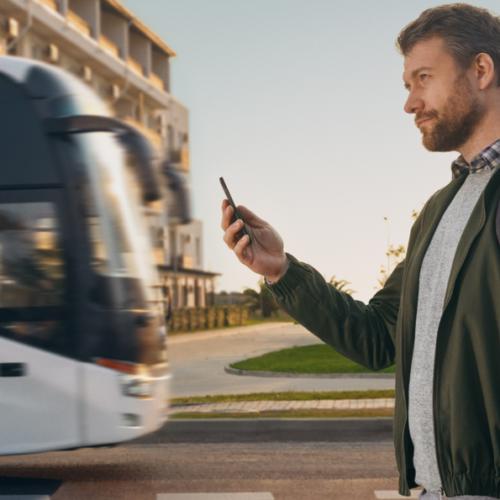 Как купить билет на автобус?
