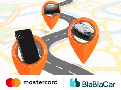 Прямуйте назустріч подарункам з BlaBlaCar та Mastercard