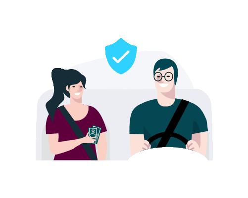 Правила безопасных поездок на BlaBlaCar