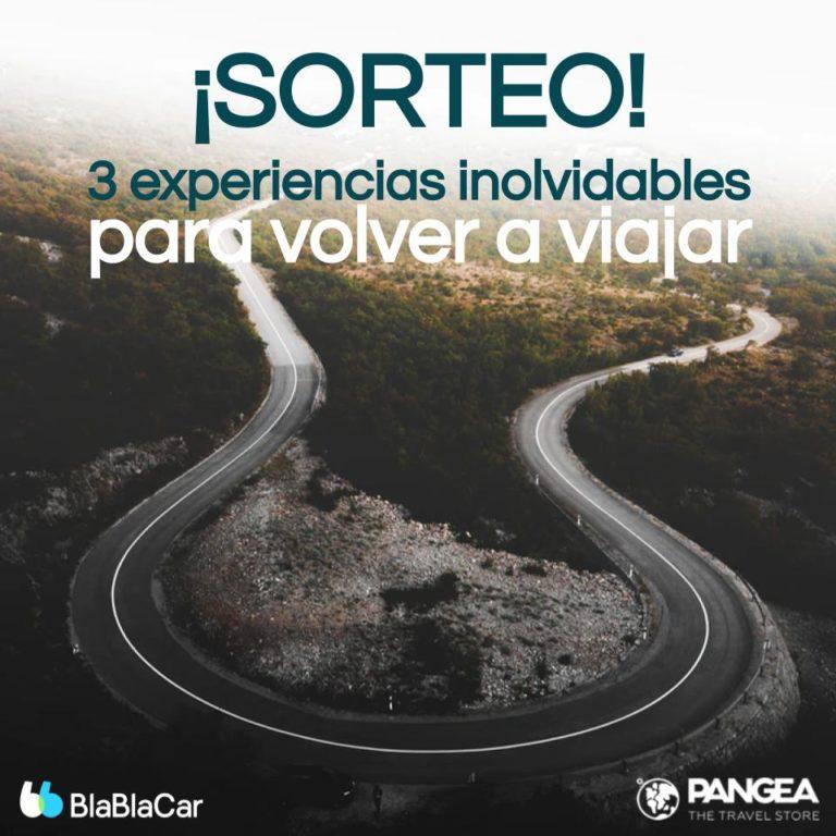 Bases de la promoción «BlaBlaCar y Pangea»