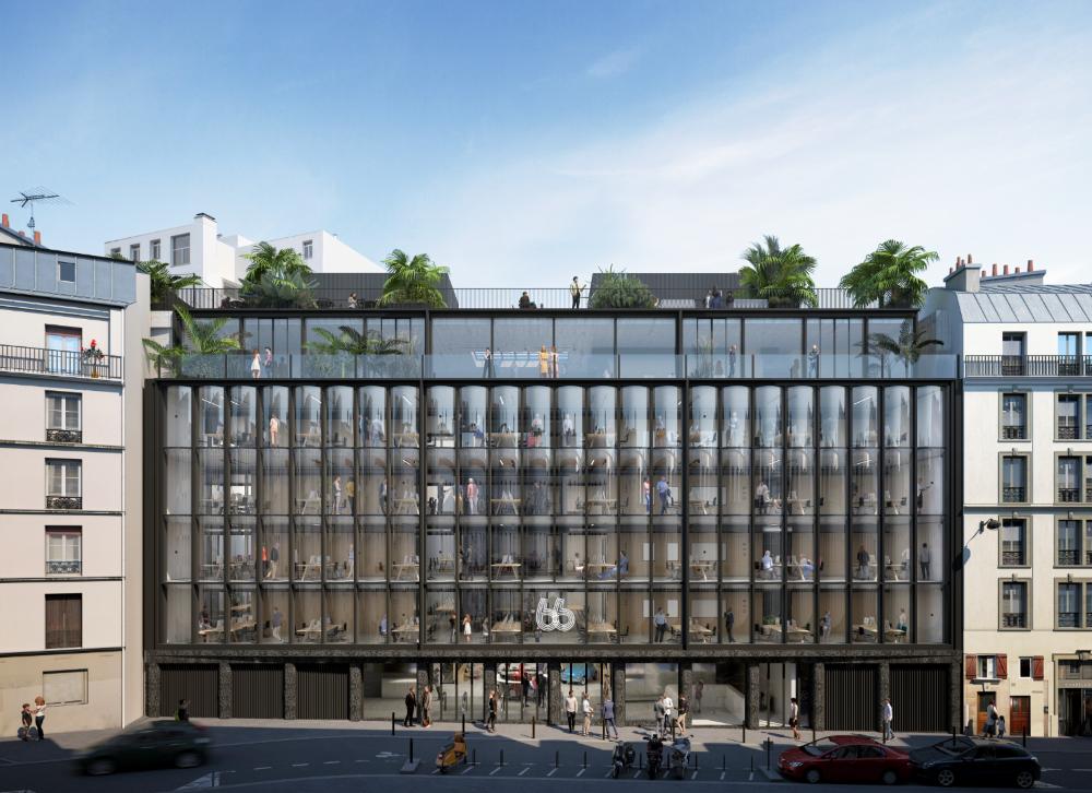 BlaBlaCar unveils its future Parisian headquarters