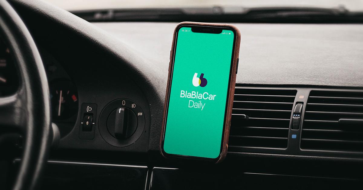 BlaBlaCar présente BlaBlaCar Daily, l'application de covoiturage quotidien
