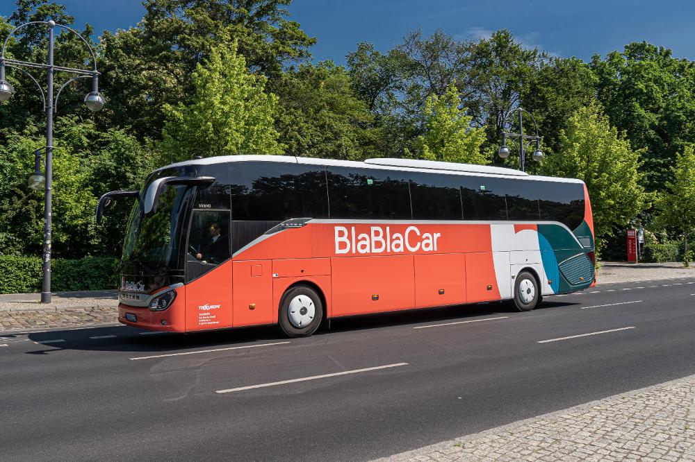 BlaBlaCar attend 4 millions de voyageurs cet été